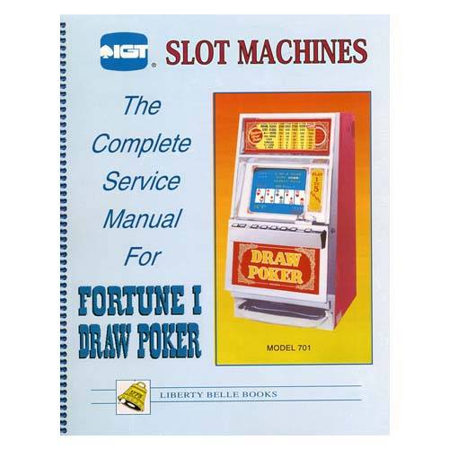 Igt slot manual